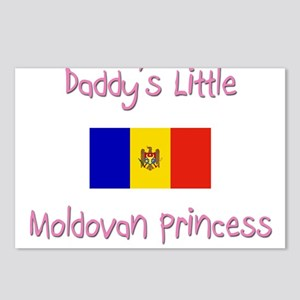 Daddy's little Moldovan Princess Postcards (Packag