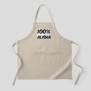 100 Percent Alisha BBQ Apron