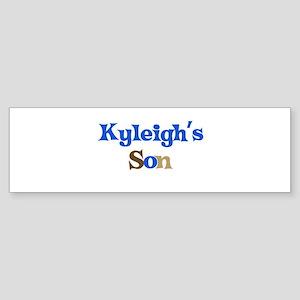 Kyleigh's Son Bumper Sticker