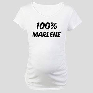 100 Percent Marlene Maternity T-Shirt