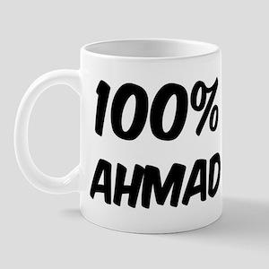 100 Percent Ahmad Mug