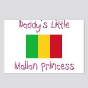 Daddy's little Malian Princess Postcards (Package