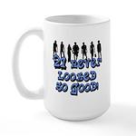Good Looking 21, 21st Large Mug
