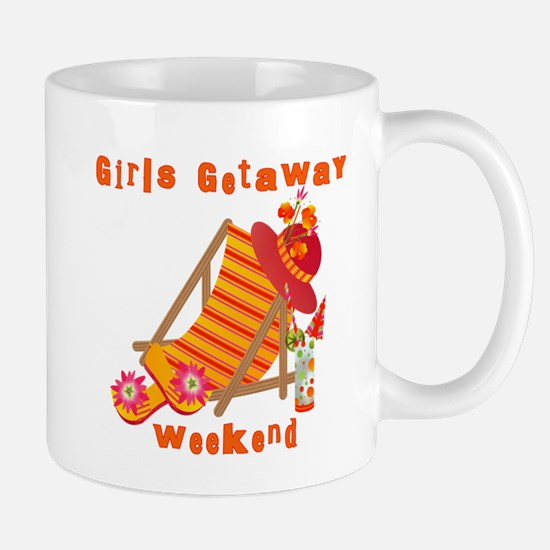 Girls Getaway Weekend Mug