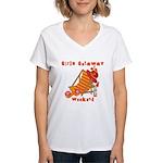 Girls Getaway Weekend Women's V-Neck T-Shirt
