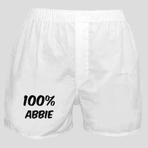 100 Percent Abbie Boxer Shorts
