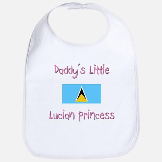 Daddy's little Lucian Princess Bib