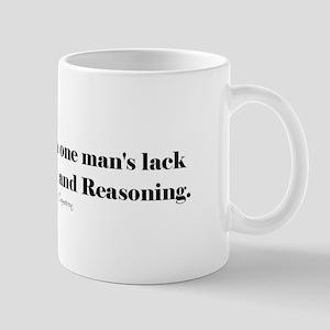 Anti War Quote Mug