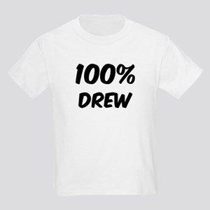 100 Percent Drew Kids Light T-Shirt