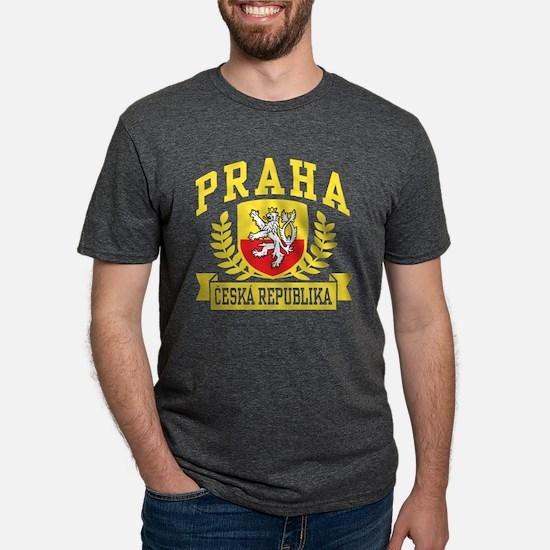 Praha Ceska Republika Women's Dark T-Shirt