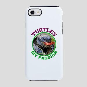 Turtles - turtle - my passio iPhone 8/7 Tough Case