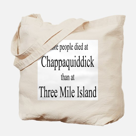 Three Mile Island Tote Bag