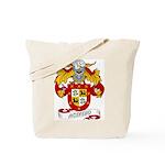 Acevedo Family Crest Tote Bag