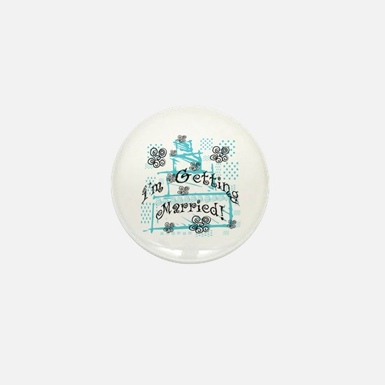 I'm Getting Married Mini Button (10 pack)