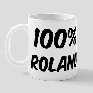 100 Percent Roland Mug