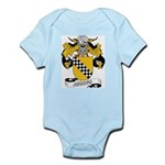 Adorno Family Crest Infant Creeper