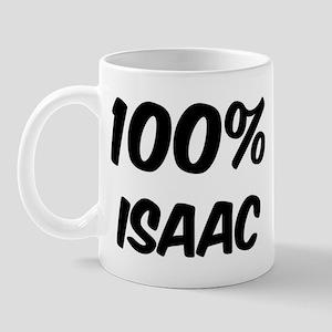 100 Percent Isaac Mug
