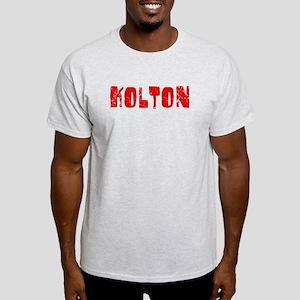 Kolton Faded (Red) Light T-Shirt