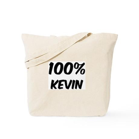 100 Percent Kevin Tote Bag