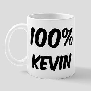 100 Percent Kevin Mug