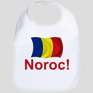 Romanian Noroc! Bib