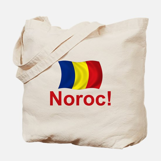 Romanian Noroc! Tote Bag