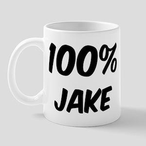 100 Percent Jake Mug