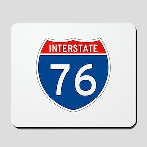 Interstate 76, USA Mousepad