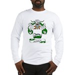 Alcala Family Crest Long Sleeve T-Shirt