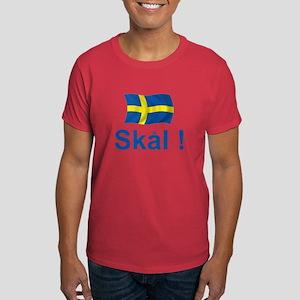Swedish Skal! Dark T-Shirt