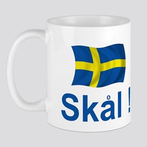 Swedish Skal! Mug