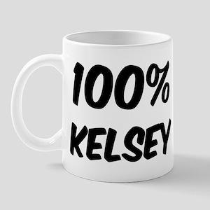 100 Percent Kelsey Mug