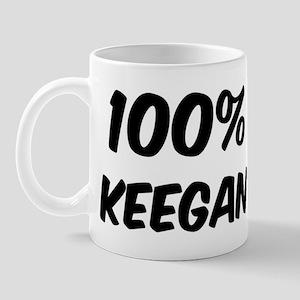 100 Percent Keegan Mug