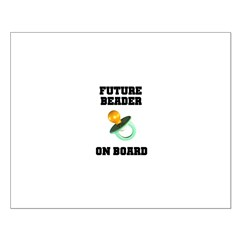 Future Beader on Board - Mate Posters
