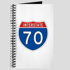 Interstate 70, USA Journal