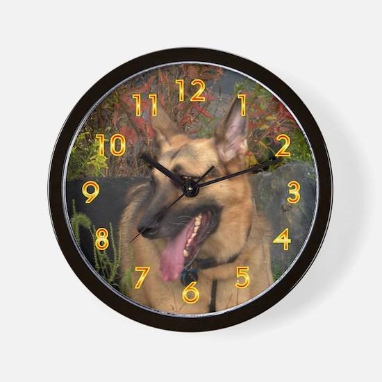 Boomer Wall Clock