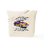 Sportscar 50th Birthday Gifts Tote Bag