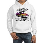 Sportscar 50th Birthday Gifts Hooded Sweatshirt
