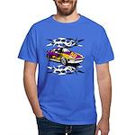 Sportscar 50th Birthday Gifts Dark T-Shirt