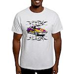 Sportscar 50th Birthday Gifts Light T-Shirt