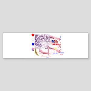 July 4th Bumper Sticker