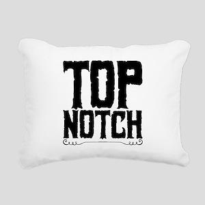 top notch Rectangular Canvas Pillow