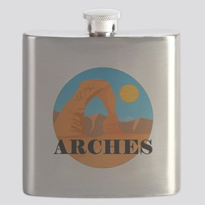 FOR THE DELICATE Flask