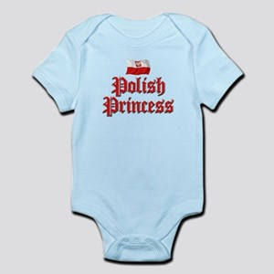 Polish Princess 2 Infant Bodysuit