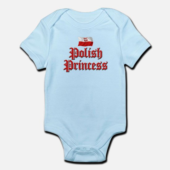 Polish Princess 2 Infant Bodysuit