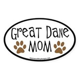 Great dane dog breed Single