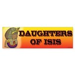 Daughter of Isis Bumper Sticker