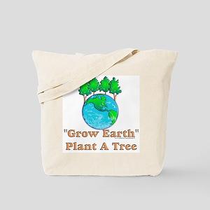 Grow Earth Tote Bag