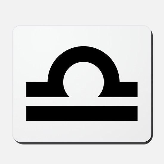 LIBRA (25) Mousepad