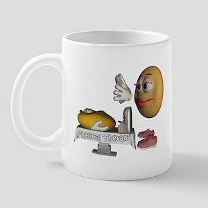 Smiley Physical Therapy Mug